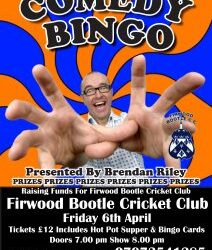 Comedy Bingo Night Not to be MISSED!