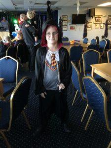 Halloween Fancy dress FBCC 2018 Harry Potter
