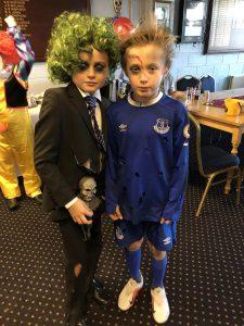 Halloween Fancy dress FBCC 2018 Juniors