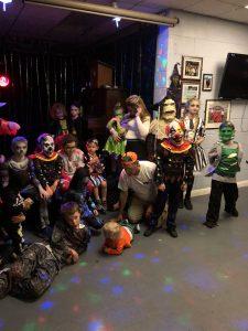 Halloween Fancy dress FBCC 2018 a
