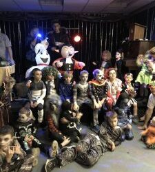 Kids Halloween Party was fantastic!