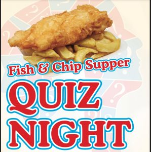 Fish n Chip Quiz Night Returns!