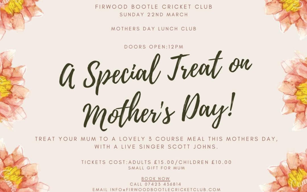 Mother's Day Lunch Club