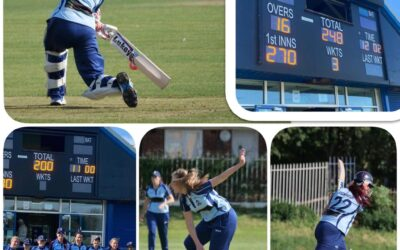 COMP HISTORY MADE AS FIRST WOMAN'S HARDBALL TOURNAMENT GETS UNDERWAY AT FIRWOOD BOOTLE CRICKET CLUB